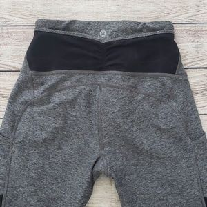 "lululemon athletica Pants - Lululemon Athletica ""Goal Crusher"" Crop Leggings"